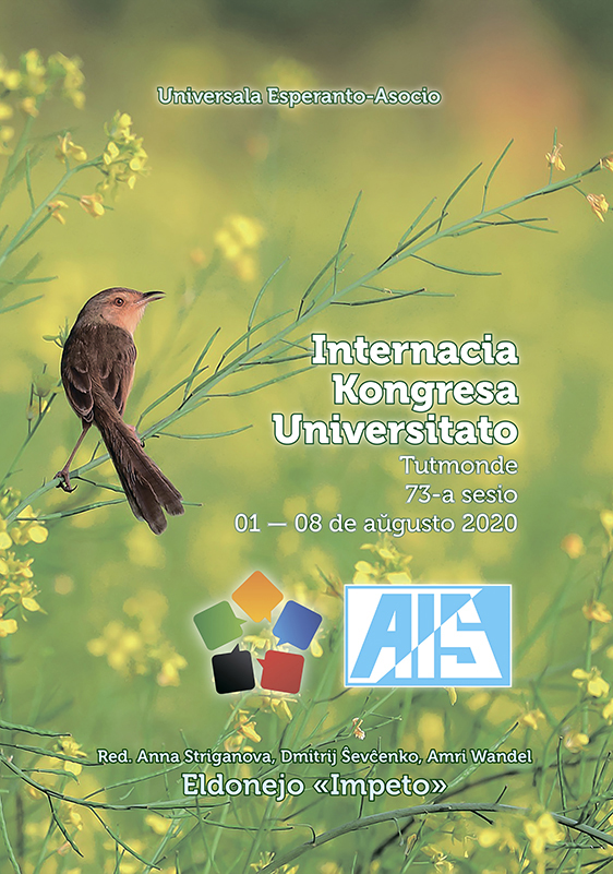 Internacia Kongresa Universitato 2020